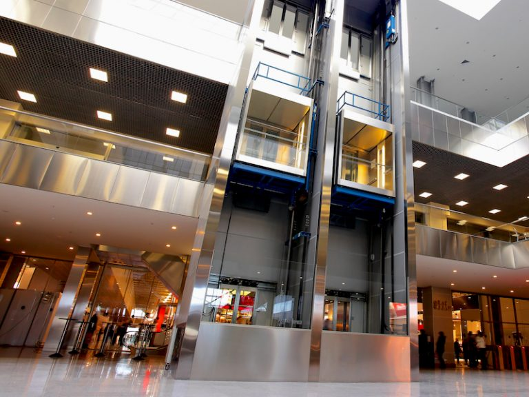 Commercial Elevator Services in Boston